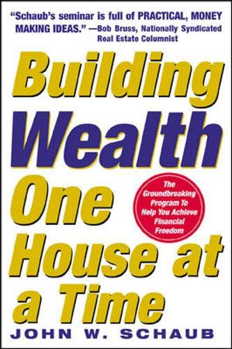 9780071448352: Building Wealth One House at a Time: Making it Big on Little Deals