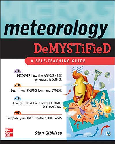 9780071448482: Meteorology Demystified