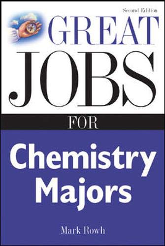 9780071448574: Great Jobs for Chemistry Majors, Second ed. (Great Jobs For... Series)