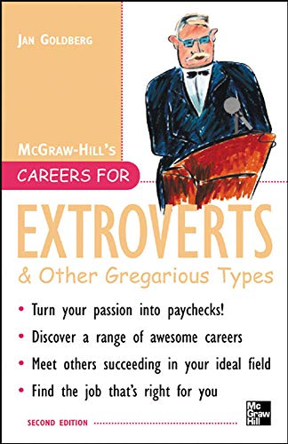 9780071448604: Careers for Extroverts & Other Gregarious Types, Second ed. (Careers For Series)