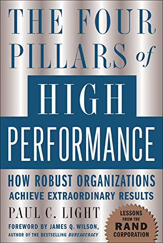 9780071448796: The Four Pillars of High Performance