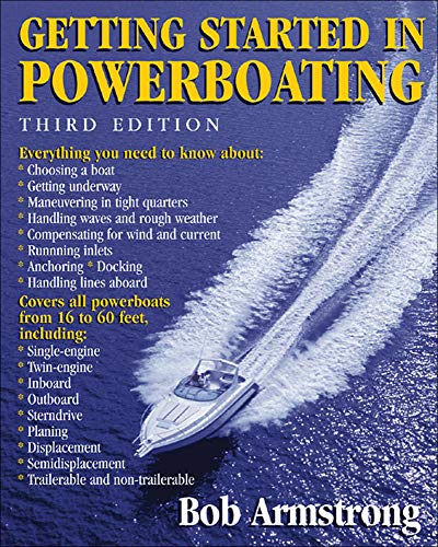 9780071448994: Getting Started in Powerboating