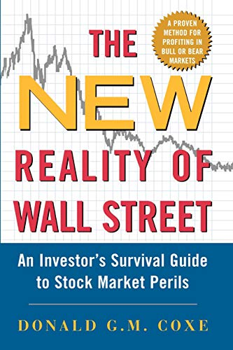 9780071450911: The New Reality of Wall Street