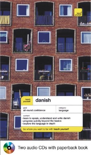 9780071451031: Teach Yourself Danish Complete Course Package (Book + 2cds) (Teach Yourself Complete Language Courses)