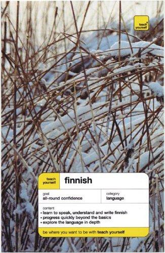 Teach Yourself Finnish Complete Course (Book Only): Leney, Terttu