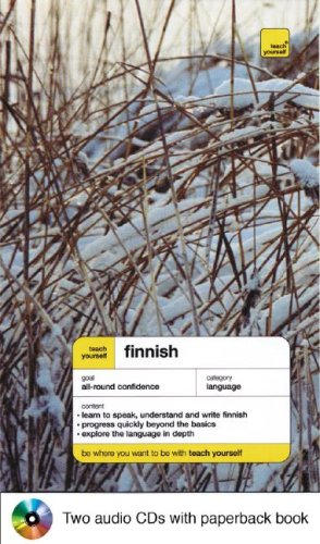 9780071451086: Teach Yourself Finnish Complete Course [With 2 CDs] (Teach Yourself Complete Language Courses)