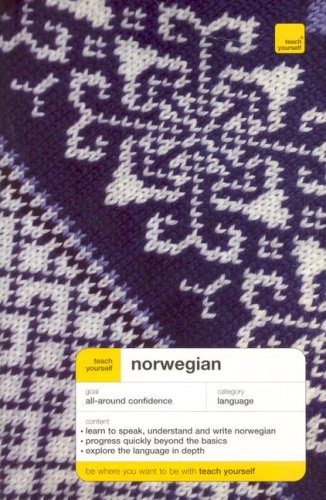 9780071451123: Teach Yourself Norwegian Complete Course, New Edition (book only)