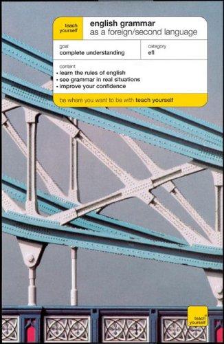 9780071451369: Teach Yourself English Grammar, New Edition