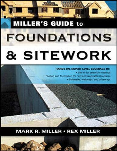 9780071451444: Miller's Guide to Framing and Roofing (Home Reference)