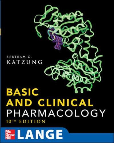 9780071451536: Basic & Clinical Pharmacology