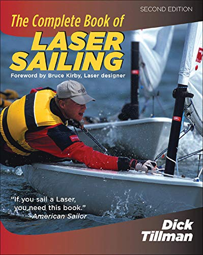 9780071452199: The Complete Book of Laser Sailing