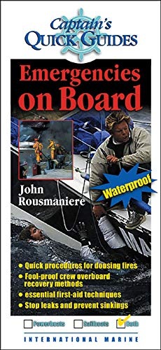 9780071452205: Emergencies on Board: A Captain's Quick Guide (Captain's Quick Guides)
