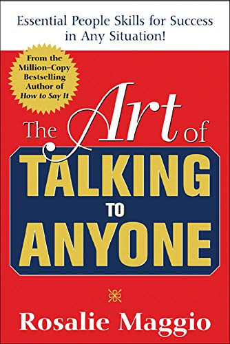 9780071452298: The Art of Talking to Anyone: Essential People Skills for Success in Any Situation