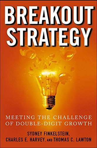9780071452311: Breakout Strategy: Meeting the Challenge of Double-Digit Growth (Business Books)