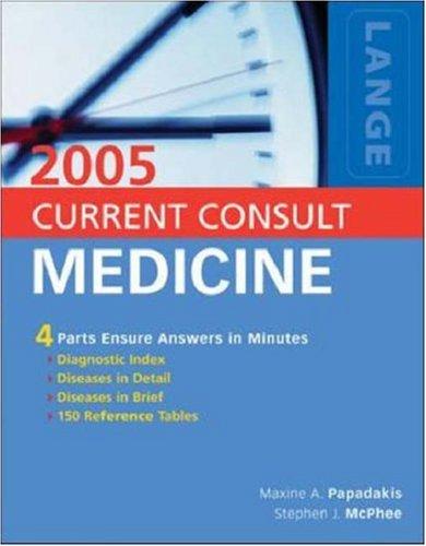 9780071452441: CURRENT Consult Medicine 2005 Value Pack