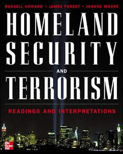 9780071452823: Homeland Security and Terrorism: Readings and Interpretations (The Mcgraw-Hill Homeland Security Series)