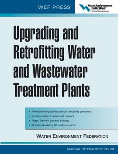 9780071453035: Upgrading and Retrofitting Water and Wastewater Treatment Plants: WEF Manual of Practice No. 28