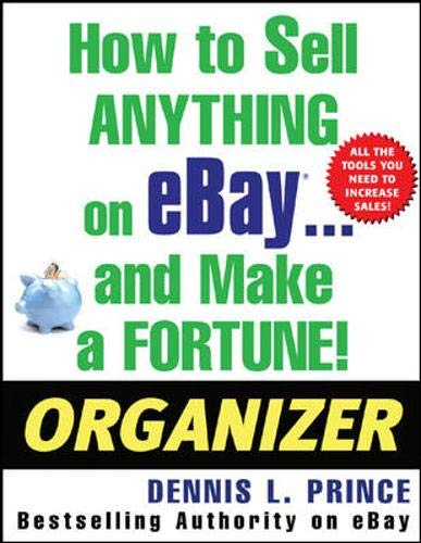 9780071453189: How to Sell Anything on eBay . . . and Make a Fortune! Organizer (How to Sell Anything on Ebay & Make a Fortune)