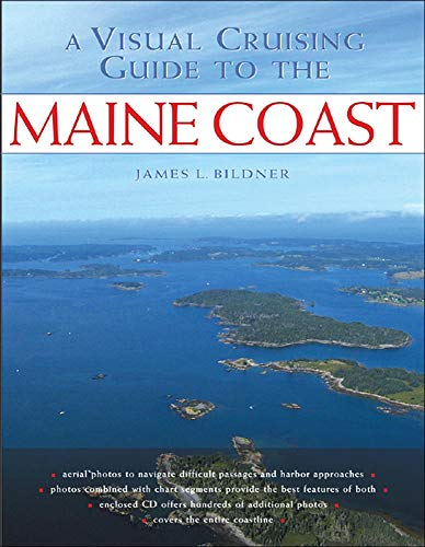9780071453288: A Visual Cruising Guide to the Maine Coast