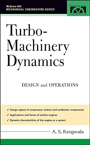 9780071453691: Turbo-Machinery Dynamics: Design and Operations (McGraw-Hill Mechanical Engineering)