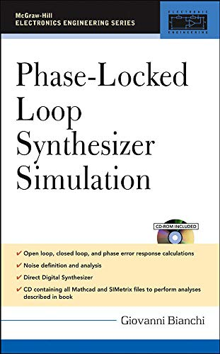 9780071453714: Phase-Locked Loop Synthesizer Simulation (McGraw-Hill Electronic Engineering)