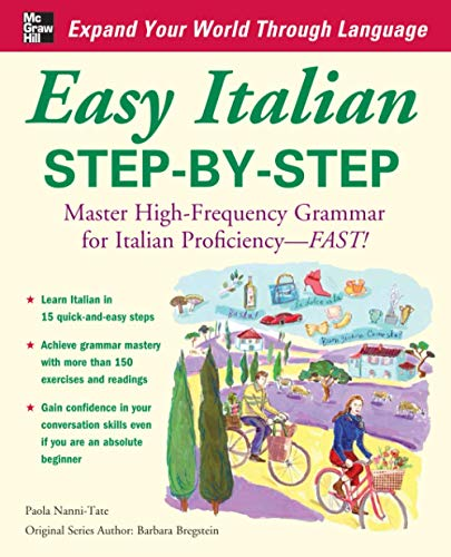 9780071453899: Easy Italian Step-by-Step (NTC Foreign Language)