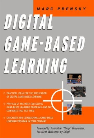 9780071454001: Digital Game-Based Learning