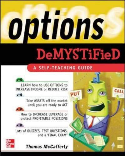 9780071454155: Options Demystified