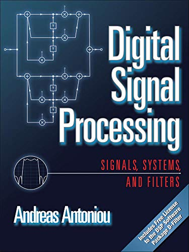 9780071454247: Digital Signal Processing: Signals, Systems, and Filters