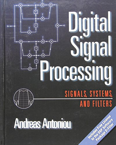 9780071454254: Digital Signal Processing: Signals, Systems, and Filters