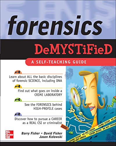 9780071454308: Forensics Demystified
