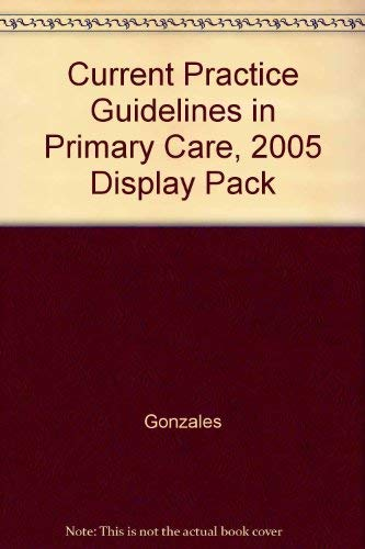 9780071455039: Current Practice Guidelines In Primary Care, 2005: 10 Copy Pre-pack