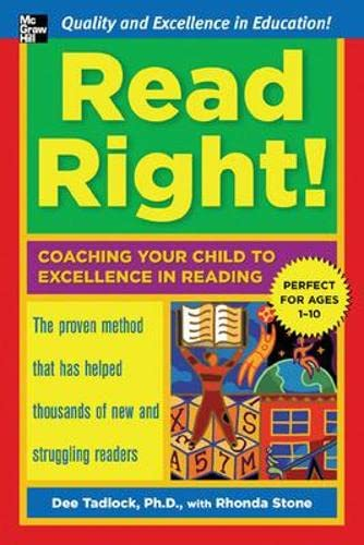 9780071455107: Read Right: Coaching Your Child to Excellence in Reading
