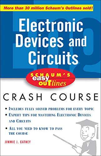 9780071455329: Schaum's Easy Outline of Electronic Devices and Circuits