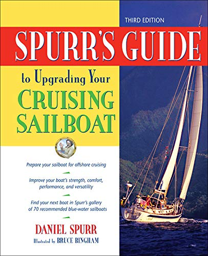 9780071455367: Spurr's Guide to Upgrading Your Cruising Sailboat