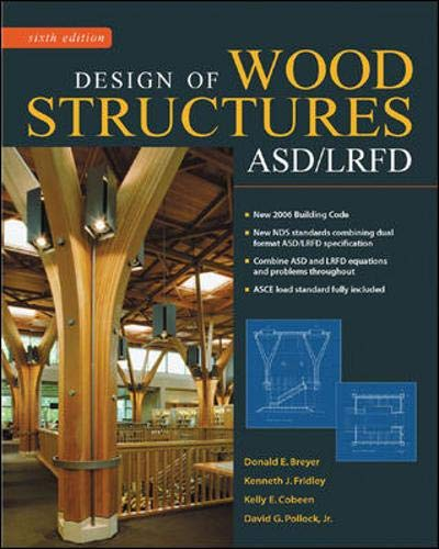 9780071455398: Design of Wood Structures-ASD/LRFD