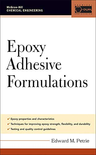 9780071455442: Epoxy Adhesive Formulations (McGraw-Hill Chemical Engineering)
