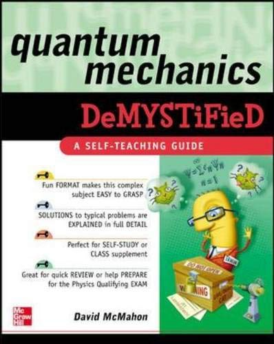 9780071455466: Quantum Mechanics Demystified