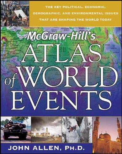 9780071455558: McGraw- Hill's Atlas of World Events