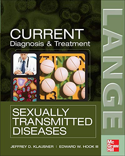 9780071456067: CURRENT Diagnosis & Treatment of Sexually Transmitted Diseases (LANGE CURRENT Series)