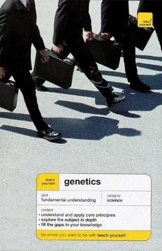 9780071456210: Teach Yourself Genetics