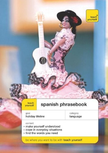 9780071456586: Teach Yourself Spanish Phrasebook (TY: Language Guides)