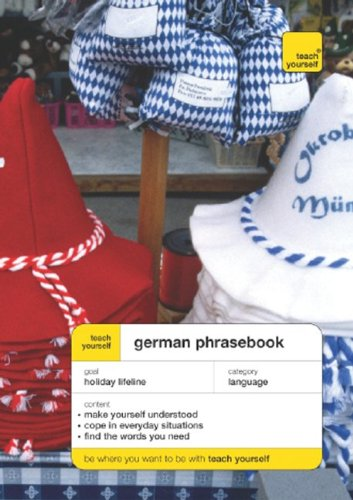 9780071456616: Teach Yourself German Phrasebook (TY: Language Guides)