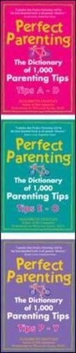 9780071457040: Perfect Parenting Kit: The Dictionary of 1,000 Parenting Tips