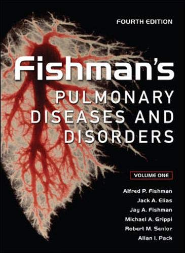 9780071457392: Fishman's Pulmonary Diseases and Disorders, Fourth Edition