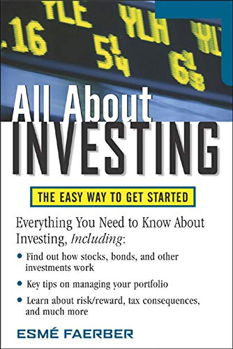 9780071457521: All About Investing: The Easy Way to Get Started (All About Series)