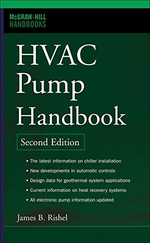 9780071457842: HVAC Pump Handbook, Second Edition (McGraw-Hill Handbooks)