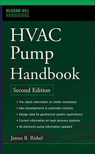 9780071457842: HVAC Pump Handbook, Second Edition