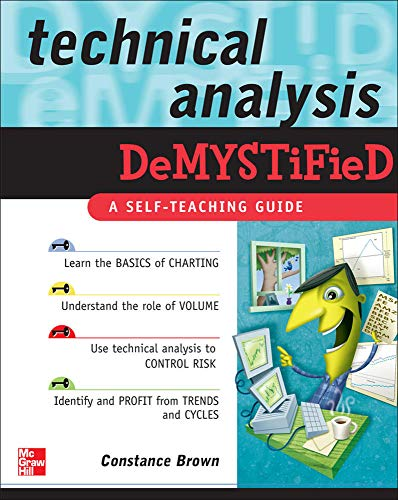 9780071458085: Technical Analysis Demystified: A Self-Teaching Guide