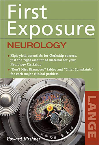 9780071458191: First Exposure to Neurology (LANGE First Exposure)